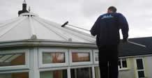 Cumbria window cleaner