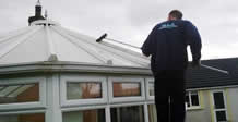 Cumbria window cleaner